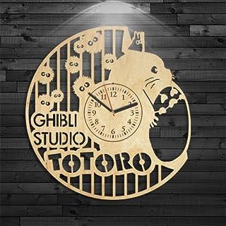 Cartoon Gift For Kids Mickey Mouse Wooden Clock Wall Clock Modern Little Mermaid Wood Clock Walt Disney Wooden Clock Walt Disney Gift For Girl Disney Birthday Gift Wall Clock Vintage