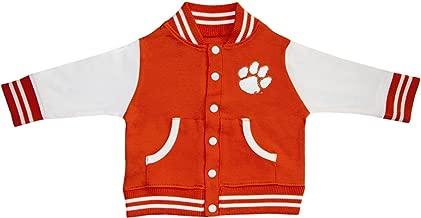 Clemson University Tiger Paw Varsity Jacket