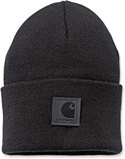 Carhartt Unisex Beanie Black Label Watch Hat