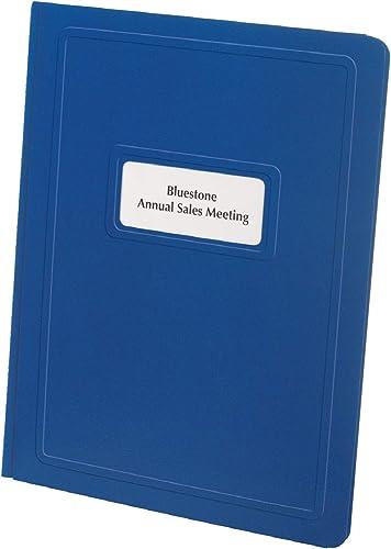 servicio honesto Paper Report Cover, Tang Clip, Clip, Clip, Letter, 1 2  Capacity, Royal azul, 25 Box  venta caliente en línea
