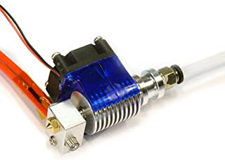 RepRap Champion Metal J-Head V6 Hot End for RepRap 3D Printer 1.75mm Filament Bowden Extruder 0.4mm Nozzle Kossel Mini Prusa i3