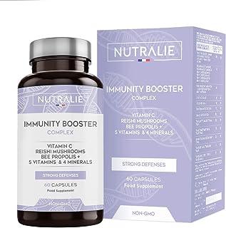 Immunity Booster Multivitaminas y Minerales Concentrado | Potenciador Sistema Inmunitario y Defen...