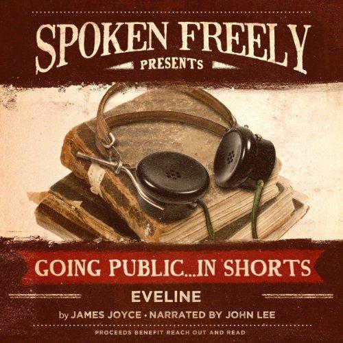 Eveline audiobook cover art