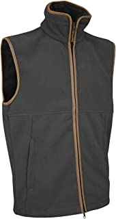 Jack Pyke Men's Countryman Fleece Gilet Charcoal