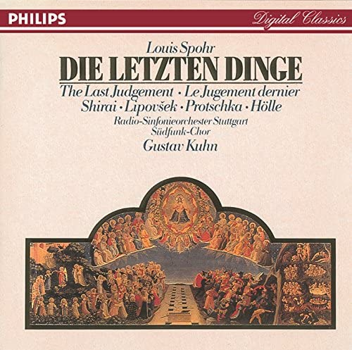 Mitsuko Shirai, Marjana Lipovsek, Josef Protschka, Matthias Hölle, Südfunk-Chor Stuttgart, Radio-Sinfonieorchester Stuttgart & Gustav Kuhn
