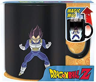 Dragon Ball - Mug Heat Change - 460ml - Dbz/ Vegeta - With Box
