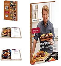 Eric Theiss Power Copper Chef Grill Griddle Cookbook Hardcover Recipes Kitchen