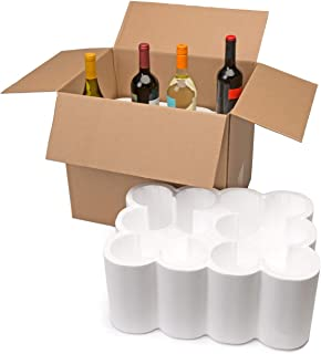 Best wine bottle shippers Reviews