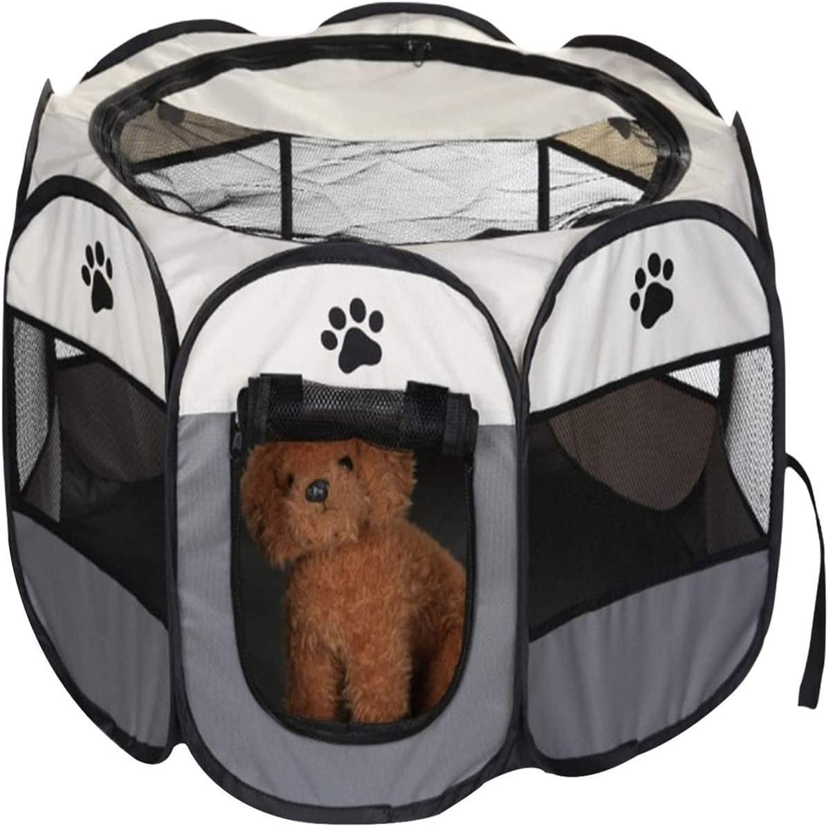 Dog playpen Foldable Puppy Playpen Pop Free shipping New Pet Recommendation Carrier Up