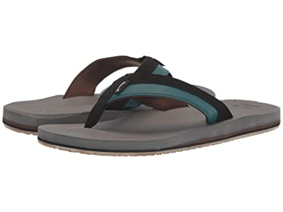 Billabong All Day Impact Sandal (Charcoal 2) Men