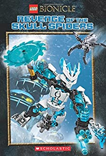 Revenge of the Skull Spiders (LEGO Bionicle: Chapter Book #2) (2)