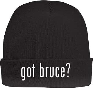 got Bruce? - A Nice Beanie Cap