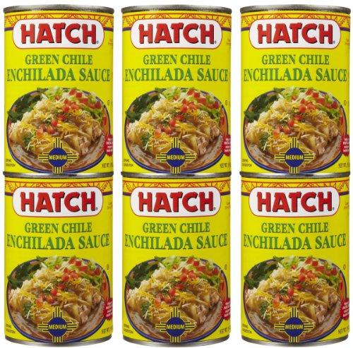 Hatch Sauce Enchlda Grn Med