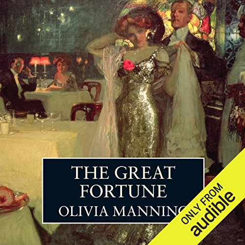 The Great Fortune audiobook cover art