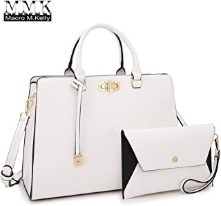 8593733d5f MMK collection Fashion Women Purses and Handbags Ladies Satchel Handbag  Tote Bag Shoulder Bags with Coin