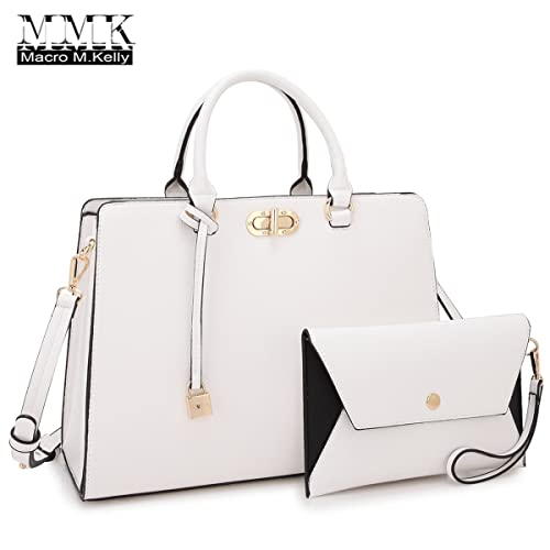 507a8f562d6cd 1988 MMK collection Fashion Women Purses and Handbags Ladies Satchel Handbag  Tote Bag Shoulder Bags with