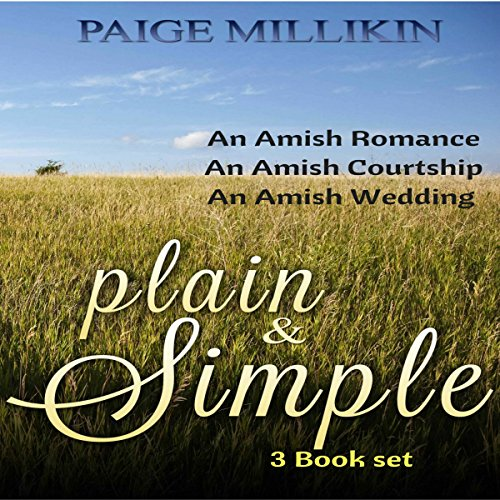 Plain & Simple audiobook cover art