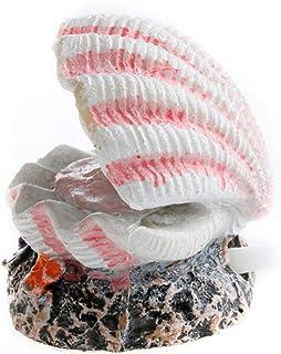 Nsiwem Pietre Luminosi 140 Pezzi Pietra Luminosa Pietre fosforescenti Ciottoli luminescenti Decorazione Pietra Luminosa Resina Glowing Stone per acquari e Bocce per Pesci Decorazioni