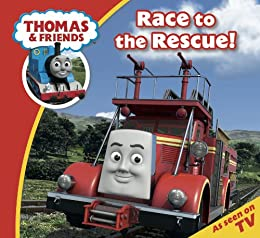 Thomas & Friends: Race to the Rescue! (Thomas & Friends Story Time Book 18) by [Reverend W Awdry]