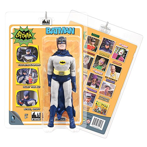 Batman Classic TV Series 8 Inch Action Figures Series 3: Batman (New Head Sculpt)