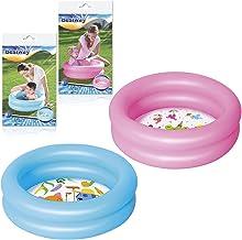 BESTWAY Round Ring Kiddie Pool, 51061, Assorted Colors, 51061-17