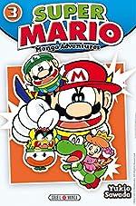 Super Mario - Manga adventures - Tome 3 de SAWADA-Y