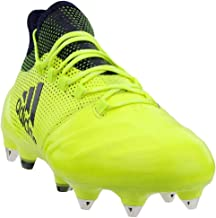 adidas Mens X 17.1 Soft Ground Leather Soccer Athletic Cleats,