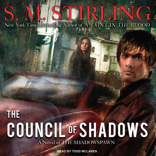 The Council of Shadows cover art