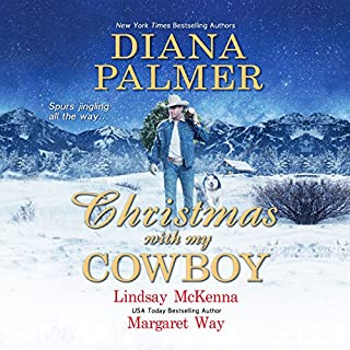 Christmas with My Cowboy cover art