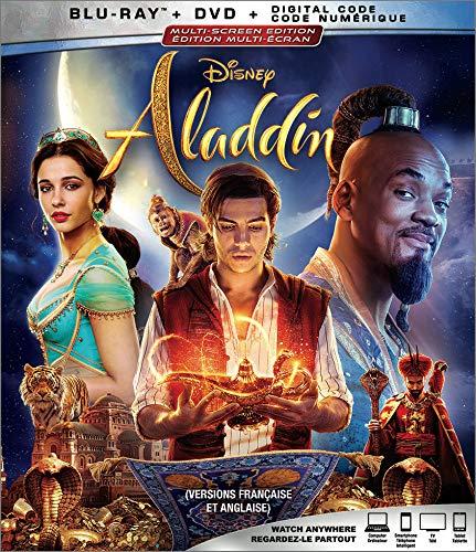 Aladdin (2019) [Blu-ray + DVD + Numérique] (Bilingue) - 0