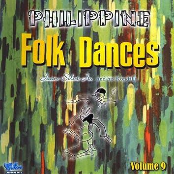 Philippine Folk Dance, Vol. 9
