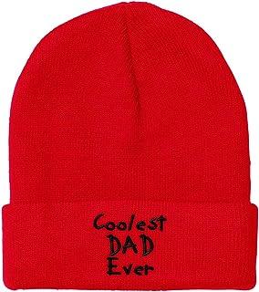 Winter Pom Pom Beanie Men /& Women Fishing Papa Dad Spanish Embroidery 1 Size