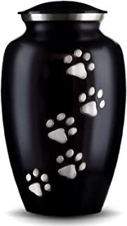 Best Friend Services Ottillie Paws Series Pet Urn