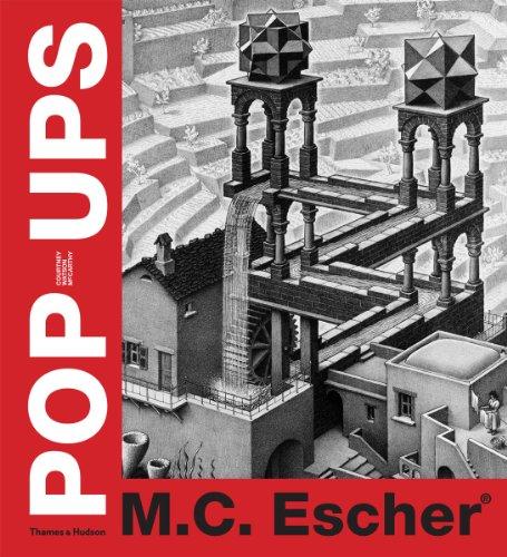 M. C. Escher Pop-Ups
