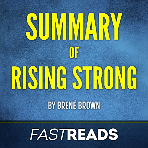 Summary of Rising Strong audiobook cover art