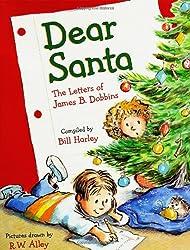 Dear Santa: The Letters of James B. Dobbins - write a letter to Santa
