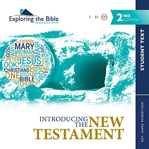 Introducing the New Testament audiobook cover art