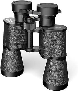 FANGFHOME télescope Jumelles en métal Noir Jumelles polyvalentes Jumelles Jumelles de Sortie Portables à Main Imagerie Lum...