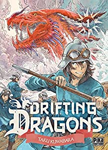 Drifting Dragons Edition simple Tome 1