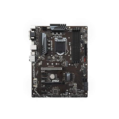 MSI Z370-A Pro Carte mère Intel Z370 LGA 1151
