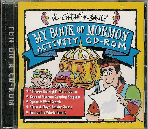 My Book of Mormon Activities - Hour of Fun for the Whole Family