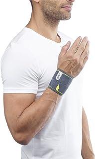 پشتی پشتیبانی مچ دست ورزشی - ارائه فشرده سازی مچ دست ، دارای حلقه شست برای کاربرد آسان (درست)