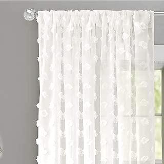 Best sheer tassel curtains Reviews