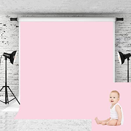 Pale Pink 10x6.5 FT Vinyl Photography Background Backdrops,Abstract Bubble Spheres with Color Details Modern and Vibrant Background for Graduation Prom Dance Decor Photo Booth Studio Prop Banner