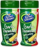 Made with real cheese and garlic, this classic combination packs the taste of Italy in to a convenient jar of Popcorn seasoning. With Only 2 CALORIES PER SERVING, Kernel Seasons popcorn seasonings are an easy and low calorie way to shake up the flavo...