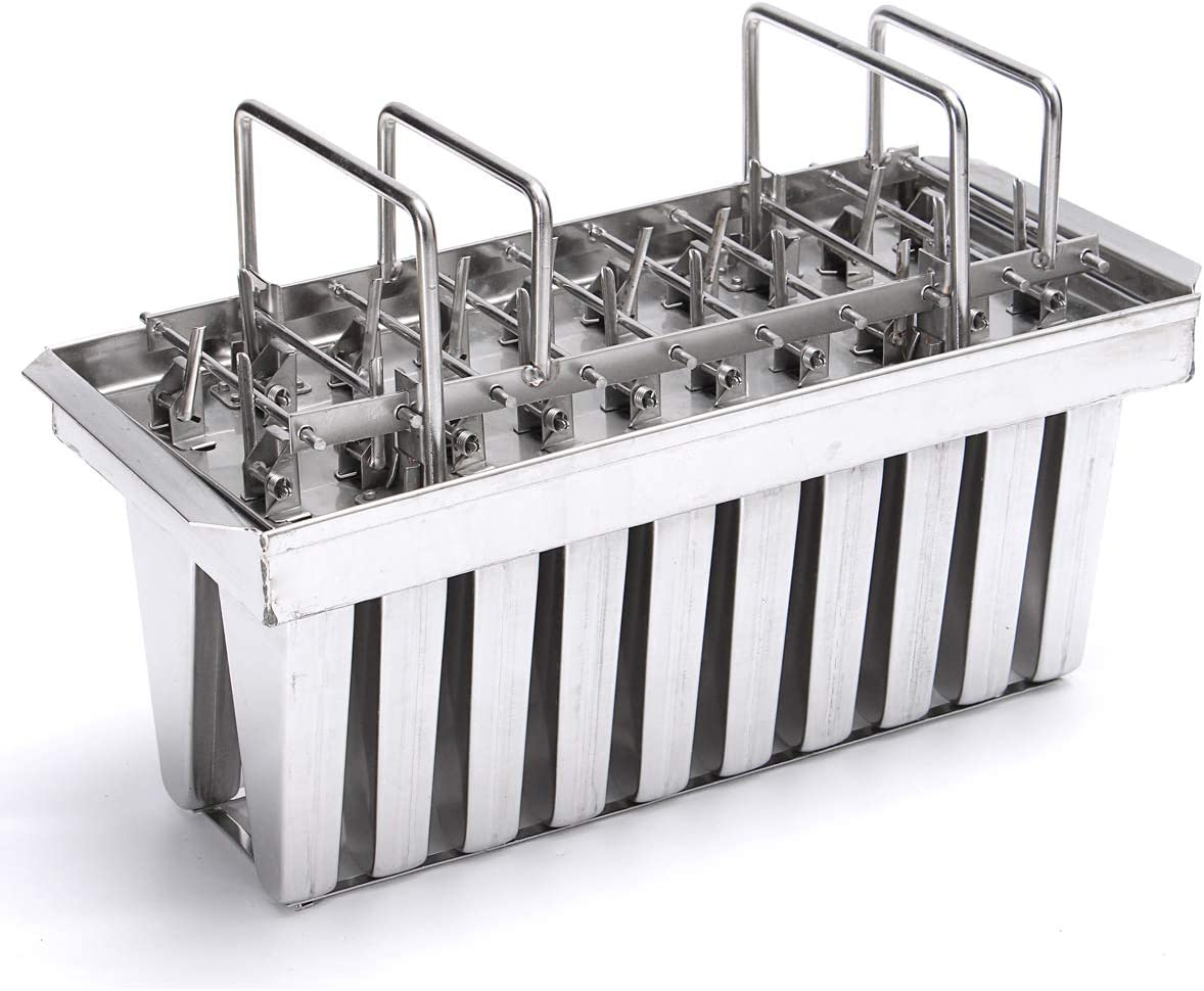 SEVENMORE Tucson Mall V-type Stainless Steel Mould 20 Pop 5 ☆ very popular 83g Cavity Mak Ice