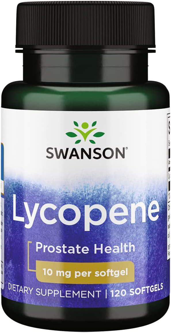 Swanson In stock Ranking TOP16 Lycopene 10 Milligrams 120 Sgels