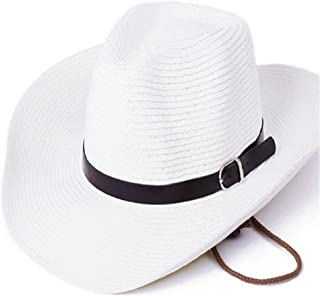 f2dfb195ad8b5 Summer Men Straw Cowboy Hat Outdoor Sun Protection Sun Hat Foldable Caps
