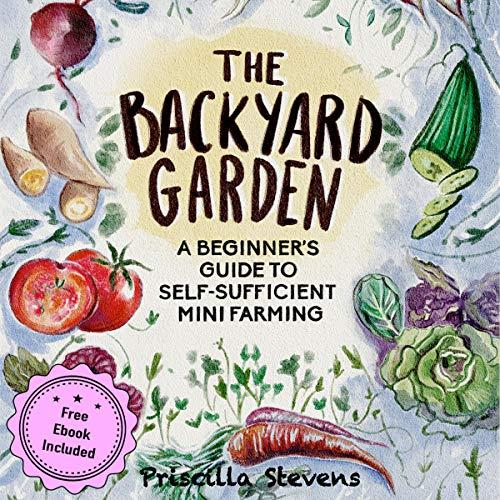 The Backyard Garden cover art