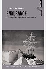 Endurance. L'incroyable voyage de Shackleton (Points Aventure) (French Edition) Pocket Book